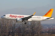 Airbus A320-251N - TC-NBO operated by Pegasus Airlines