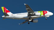 Airbus A319-111 - CS-TTH operated by TAP Portugal