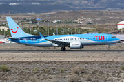 Boeing 737-8 MAX - OO-MAX operated by TUI Airlines Belgium