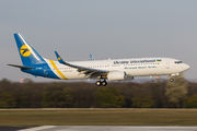 Boeing 737-800 - UR-PSY operated by Ukraine International Airlines
