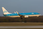 Boeing 737-800 - PH-BXL operated by KLM Royal Dutch Airlines