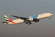 Boeing 777-300ER - A6-EPK operated by Emirates