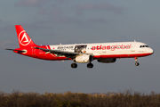 Atlasglobal Airbus A321-131 - TC-ETN