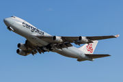 Cargolux Airlines International Boeing 747-400F - LX-FCL