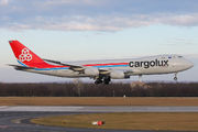 Boeing 747-8F - LX-VCB operated by Cargolux Airlines International