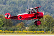 Fokker DR.1 Triplane (replica) - OK-UAA 90 operated by Private operator