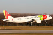 Airbus A320-214 - CS-TNH operated by TAP Portugal