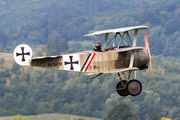 Fokker DR.1 Triplane (replica) - OK-TAV 58 operated by Private operator