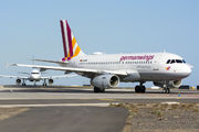 Airbus A319-132 - D-AGWO operated by Germanwings