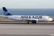 Airbus A320-214 - F-HBIB operated by Aigle Azur