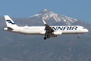 Airbus A321-231 - OH-LZI operated by Finnair