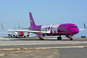 Airbus A321-211 - TF-WIN operated by WOW air