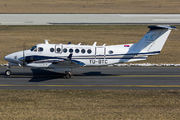 Beechcraft King Air 350 - YU-BTC operated by Serbia and Montenegro Air Traffic Services Agency (SMATSA)