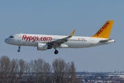 Airbus A320-216 - TC-DCE operated by Pegasus Airlines