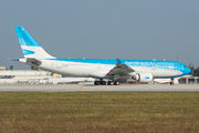 Airbus A330-223 - LV-FNJ operated by Aerolíneas Argentinas