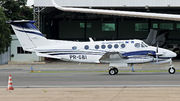 Beechcraft 200 King Air - PR-GBI operated by NHR Taxi Aereo