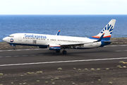 Boeing 737-800 - D-ASXD operated by SunExpress Deutschland