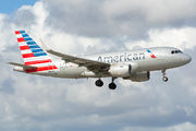 Airbus A319-115 - N12028 operated by American Airlines