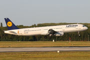 Airbus A321-131 - D-AIRY operated by Lufthansa