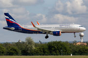 Airbus A320-214 - VP-BFA operated by Aeroflot
