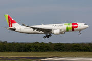 Airbus A330-223 - CS-TOG operated by TAP Portugal