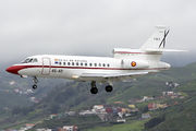 Dassault Falcon 900B - T.18-3 operated by Ejército del Aire (Spanish Air Force)