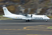 ATR 72-212A - EC-KVI operated by Canaryfly