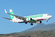Boeing 737-800 - PH-HX3 operated by Transavia Airlines