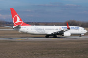 Boeing 737-900ER - TC-JYA operated by Turkish Airlines
