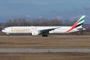 Boeing 777-300ER - A6-END operated by Emirates