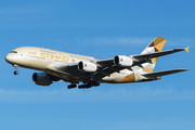 Airbus A380-861 - A6-API operated by Etihad Airways
