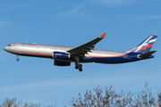 Airbus A330-343 - VQ-BCV operated by Aeroflot