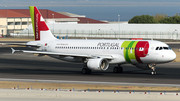 Airbus A320-214 - CS-TNN operated by TAP Portugal