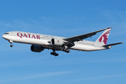 Boeing 777-300ER - A7-BAJ operated by Qatar Airways