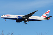 Boeing 777-200ER - G-YMMJ operated by British Airways
