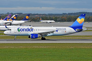 Airbus A320-212 - D-AICH operated by Condor