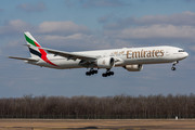 Boeing 777-300ER - A6-ENF operated by Emirates
