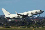 Boeing 737-700 BBJ - 16-6695 operated by US Navy (USN)