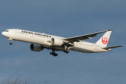 Boeing 777-300ER - JA738J operated by Japan Airlines (JAL)