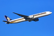 Boeing 777-300ER - 9V-SWG operated by Singapore Airlines