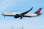 Boeing 767-300ER - N1603 operated by Delta Air Lines