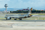 Boeing 787-9 Dreamliner - UNKNOWNA6-BLQ operated by Etihad Airways