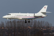 Dassault Falcon 2000EX - L1-01 operated by Brigada zračne obrambe in letalstva (Slovenian Air Force)