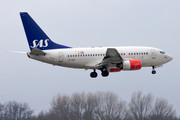 Boeing 737-600 - LN-RRZ operated by Scandinavian Airlines (SAS)