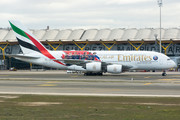 Airbus A380-861 - A6-EUB operated by Emirates