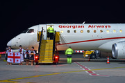 Embraer 190-100IGW - 4L-TGH operated by Georgian Airways