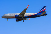Airbus A320-214 - VP-BJA operated by Aeroflot
