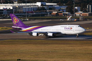 Boeing 747-400 - HS-TGP operated by Thai Airways