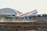 Airbus A340-642 - EC-JCZ operated by Iberia