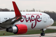 Boeing 767-300ER - C-FMWY operated by Air Canada Rouge